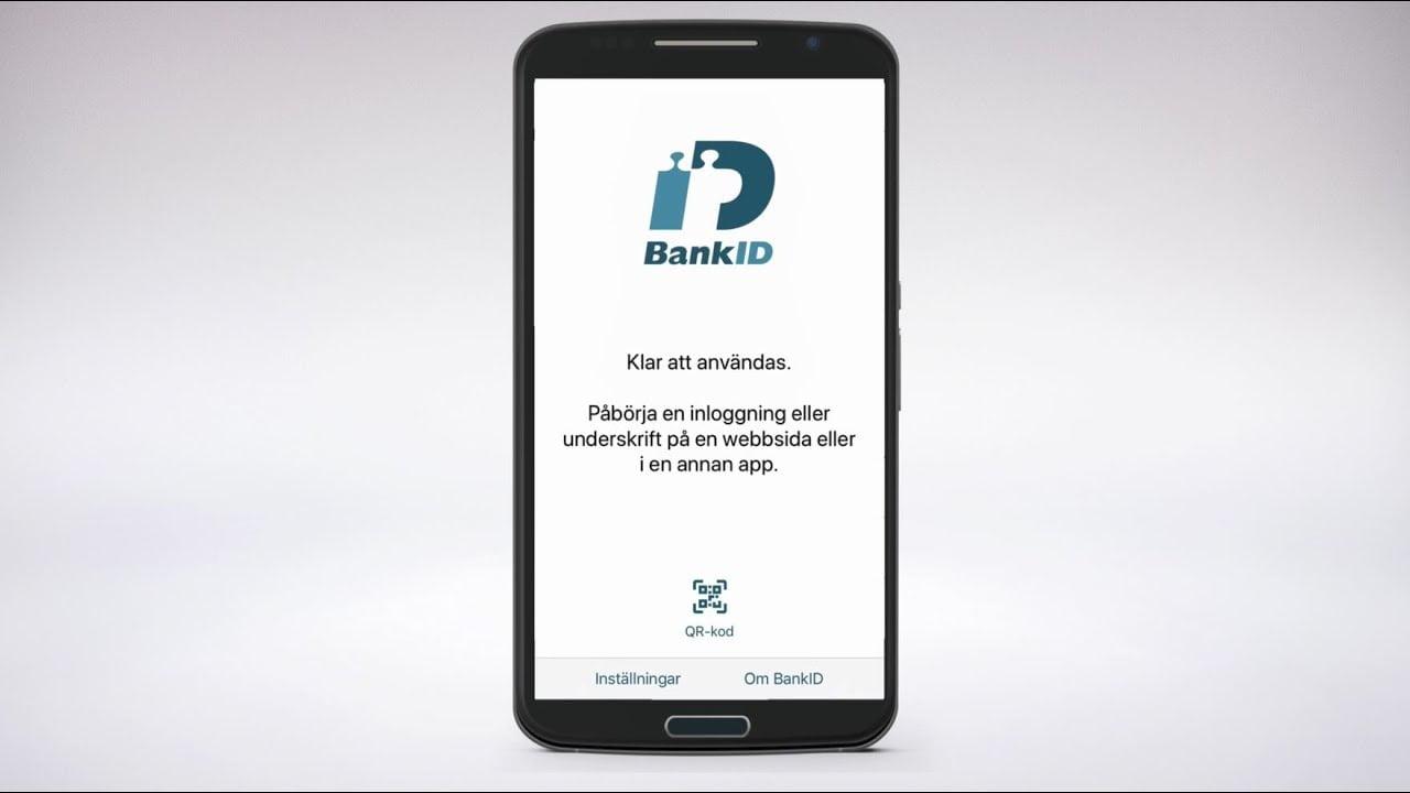 Ökad säkerhet på casino med mobilt Bank-ID
