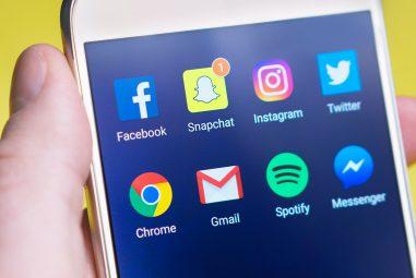 Snapchat för spännande textsamtal och videochattar